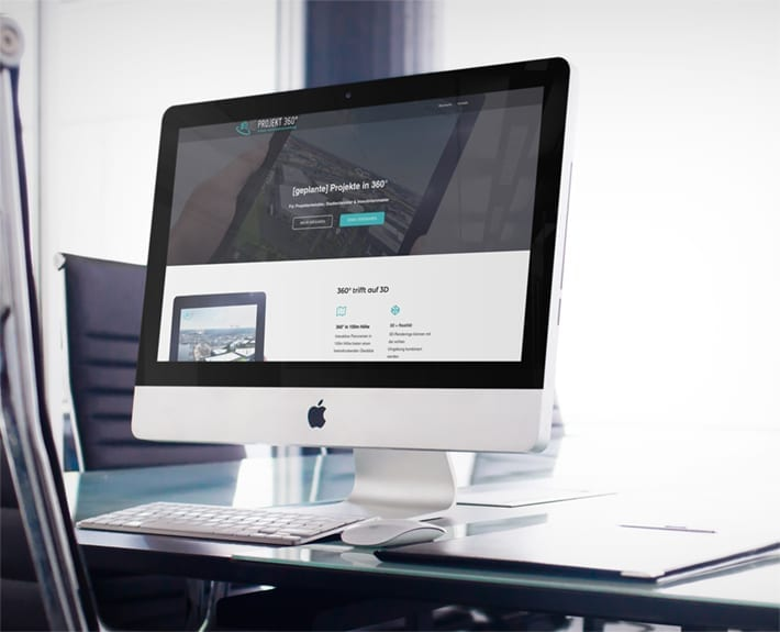 Projekt 360 Responsive Webdesign Osnabrück