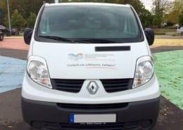 Fahrzeugbeschriftung BAS Neubert
