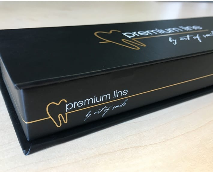 Präsentbox art of smile Premium Line