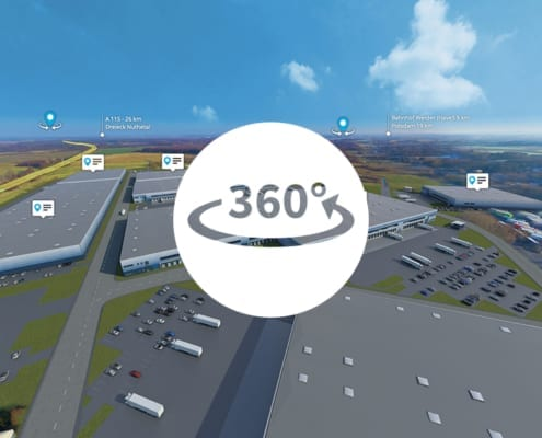 360° Tour Gazely Berlin