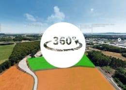 360° Tour Schwarzer See Wallenhorst