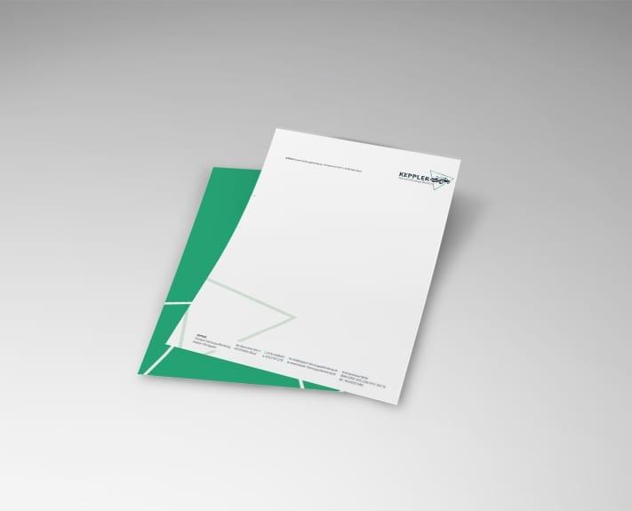Geschäftsausstattung Briefpapier Geschäftsausstattung Keppler Premium Fahrzeugaufbereitung