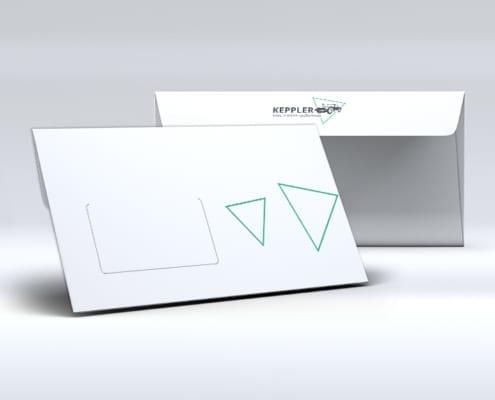 Geschäftsausstattung Briefumschlag Keppler Premium Fahrzeugaufbereitung