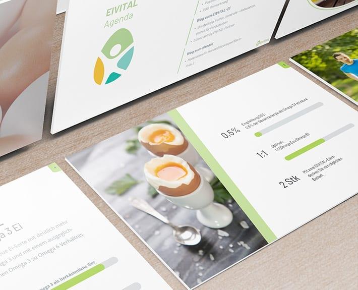 Produktpräsentation EiVital