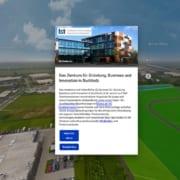 360° Tour Standort Innovationspark Nordheide Harburg ansässiges Gründerzentrum