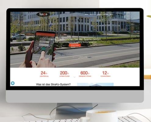 Webdesign Sysmo