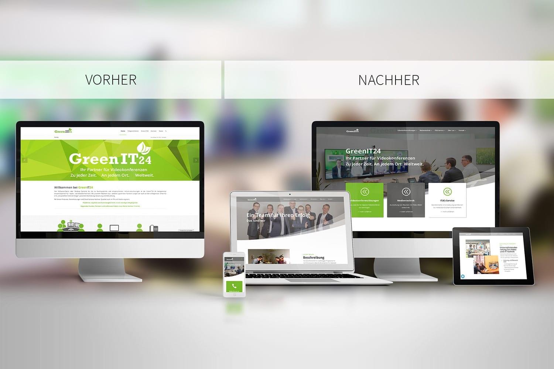 Responsive Webdesign GreenIT