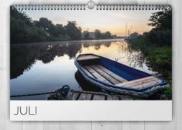 Monatskalender Rüstersiel A4