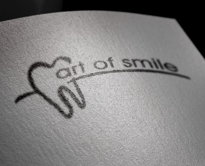 Logo Corporate Design art of smile