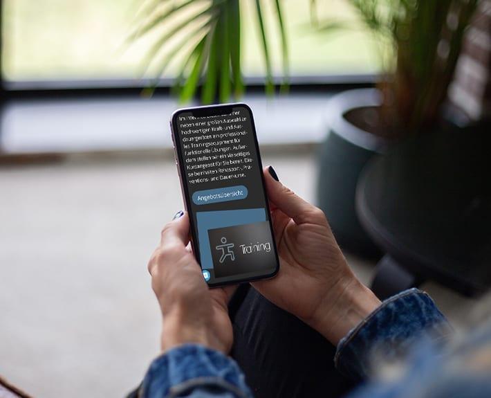 Responsive Design Mobiledevice Intermet Bohmte