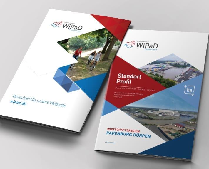 Standortprofil Print Cover WiPad