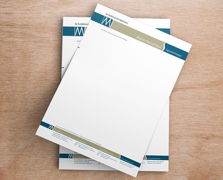 Briefpapier Speckemeyer