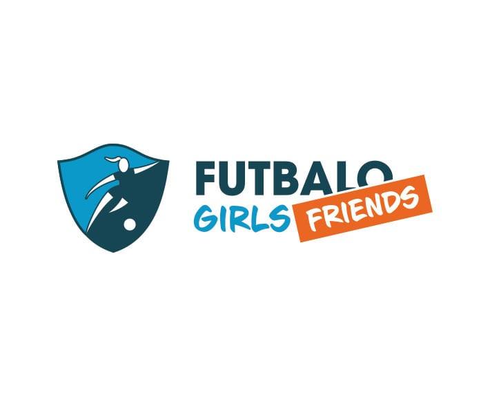 Futbalo Girls Friends Logo